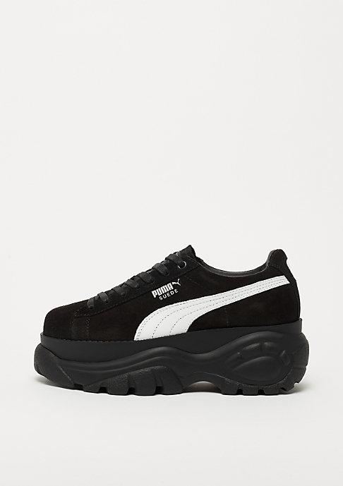 Puma X Buffalo London Suede Platform black bei SNIPES!